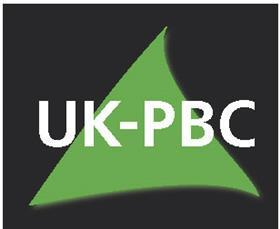 Uk pbc logo vector
