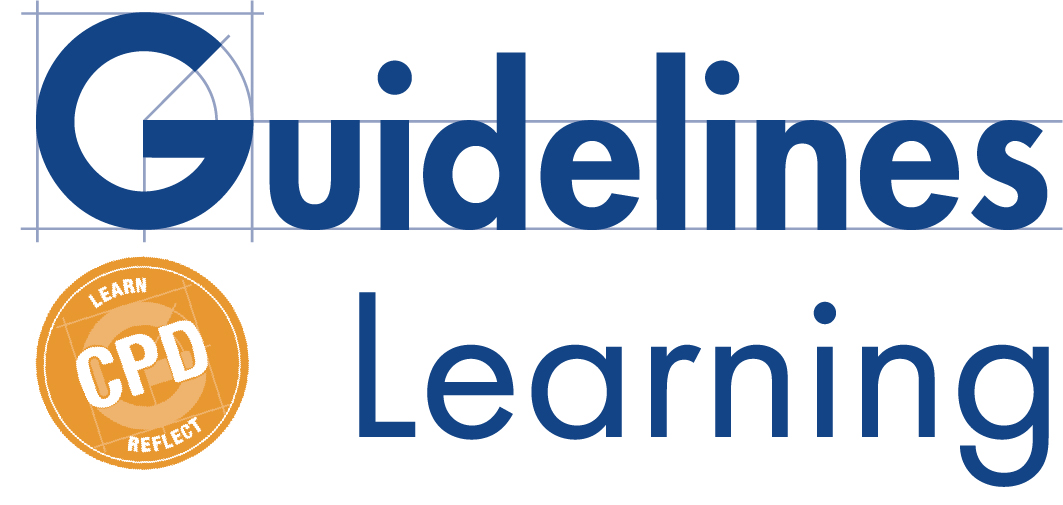 Guidelines learning logo